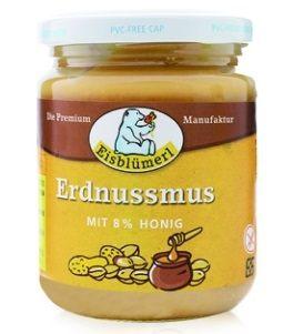智慧有機體 德國蜂蜜花生醬 250g