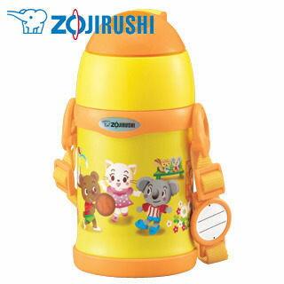 免運費 ZOJIRUSHI象印 童用450cc不鏽鋼真空保冷瓶 ST-ZEE45