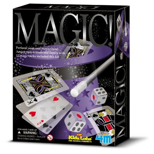 LOG樂格:【4M】Magic魔術