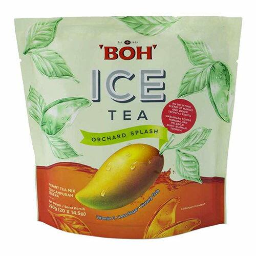 【凌波怡】寶樂茶 即溶紅茶 - 熱帶水果