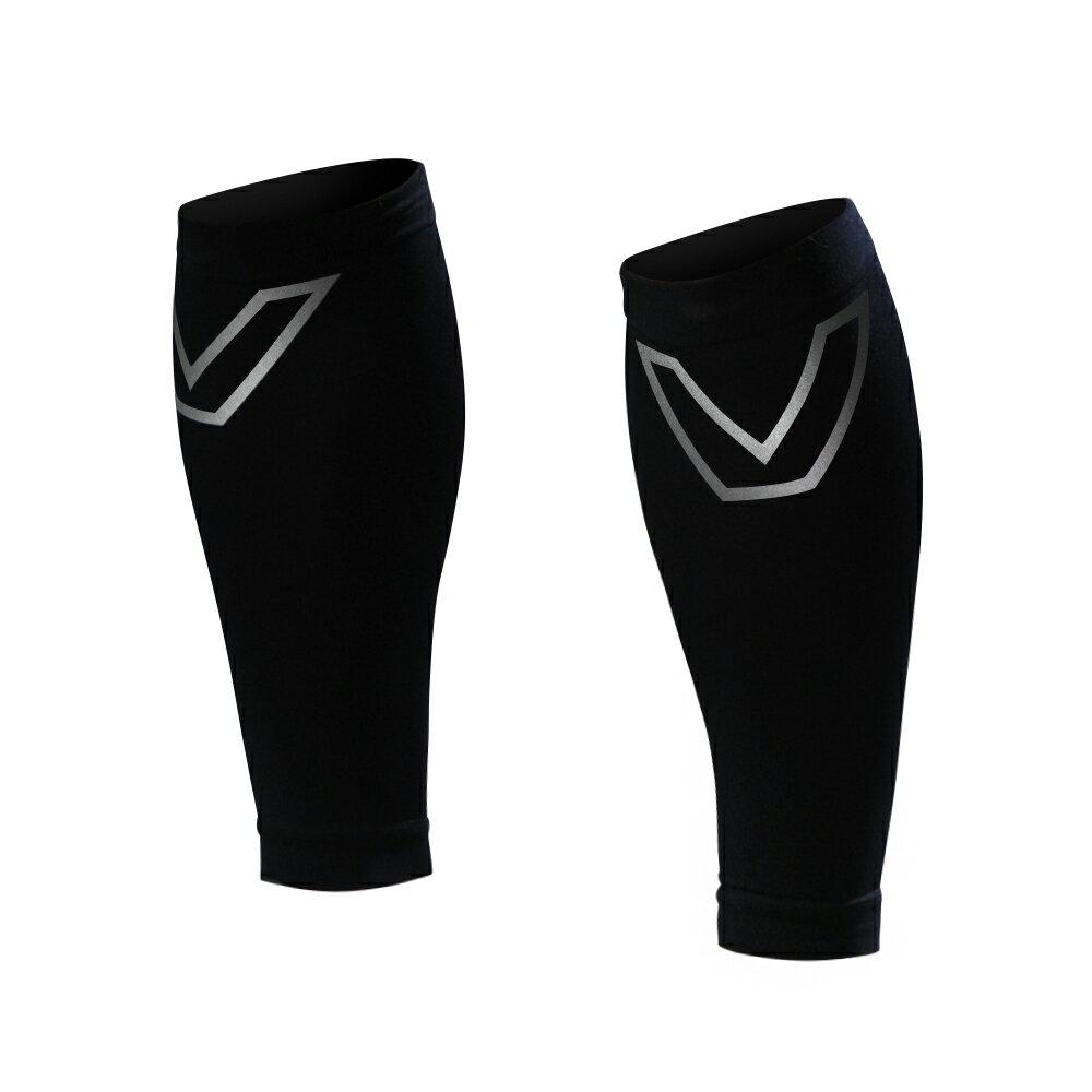 SHAPER MAN-耐力機能壓縮小腿套(個性黑)