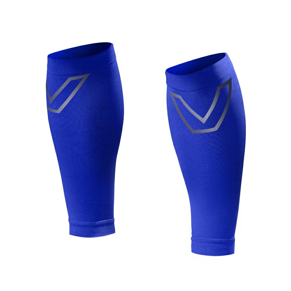 SHAPER MAN-耐力機能壓縮小腿套(寶石藍)