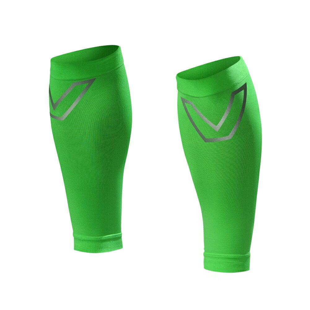 SHAPER MAN-耐力機能壓縮小腿套(螢光綠)