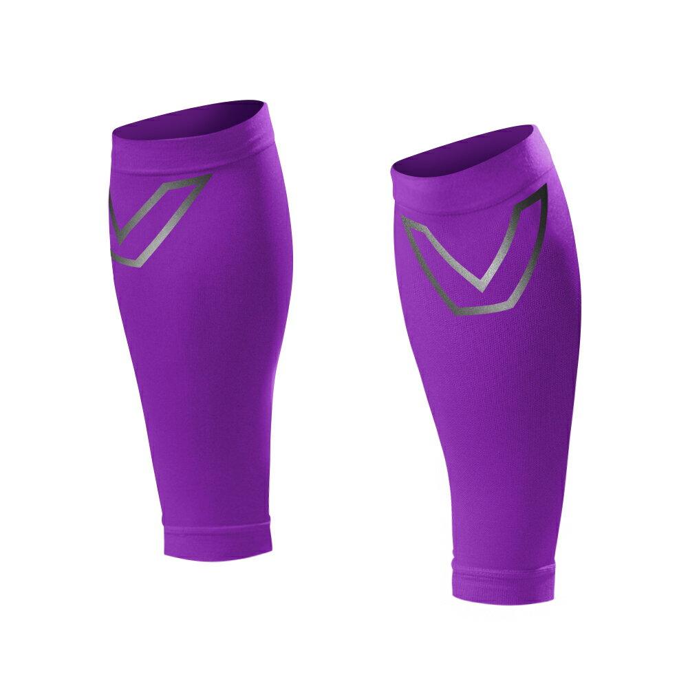 SHAPER MAN-耐力機能壓縮小腿套(貴氣紫)