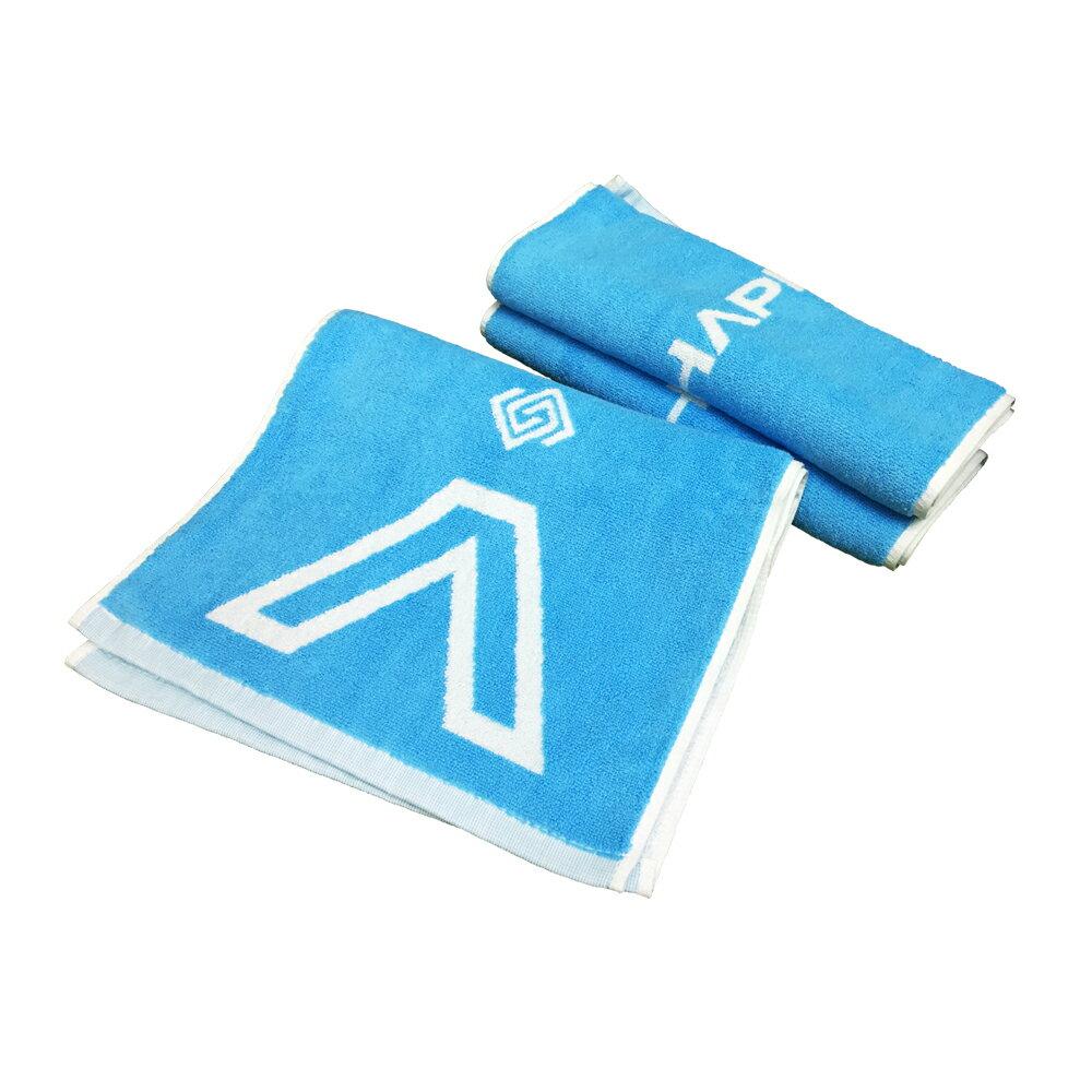 SHAPER MAN-強力吸水純棉運動毛巾 台灣製造