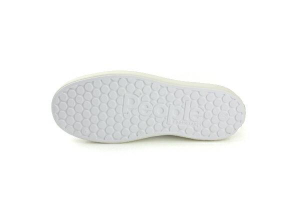 people  休閒鞋 童鞋 白色 大童 no003 6