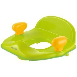 Richell利其爾 - Pottis 椅子型便器輔助便座 (綠)