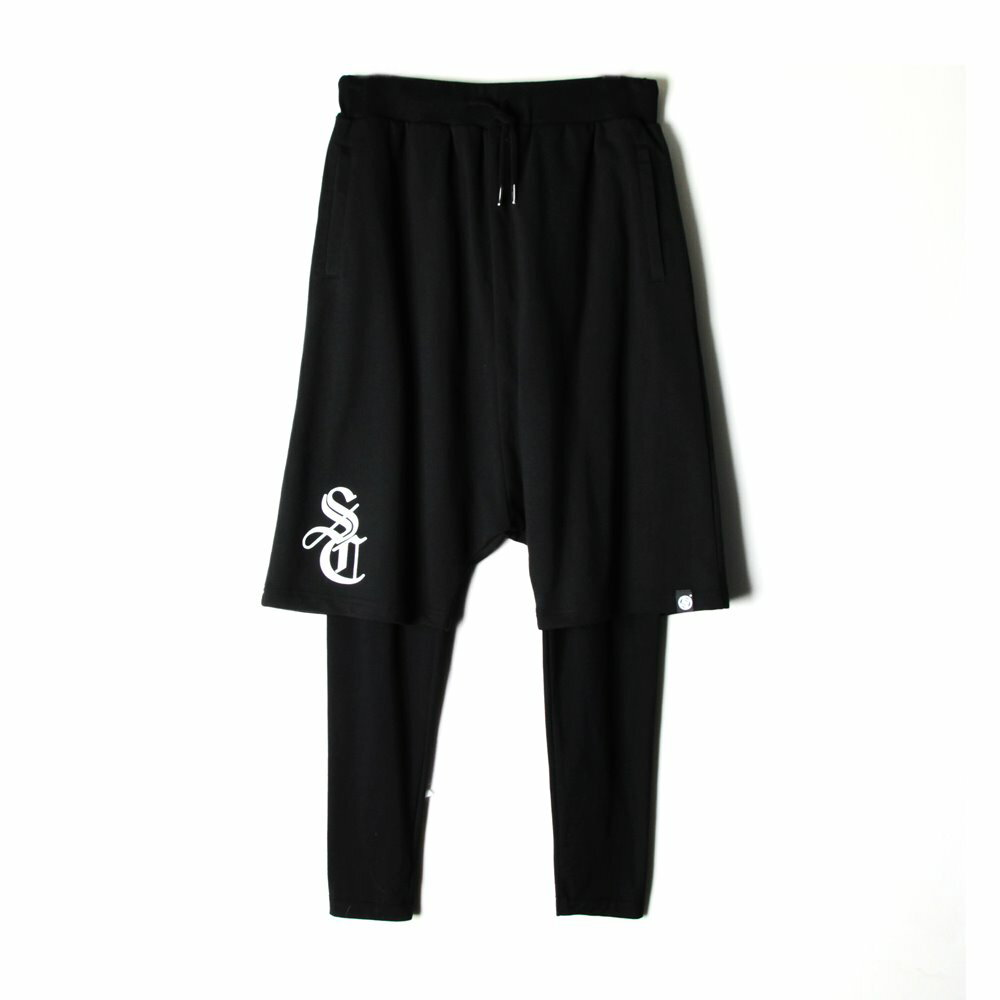 STAGE UNSTOPPABLE BAGGY SHORTS 黑色 2
