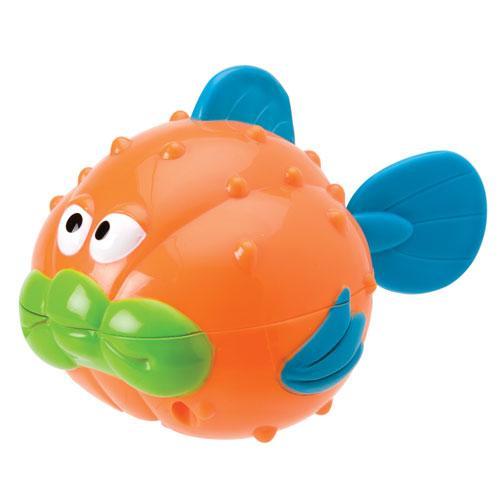 【淘氣寶寶】【美國ALEX】愛洗澡的大嘴魚 850W