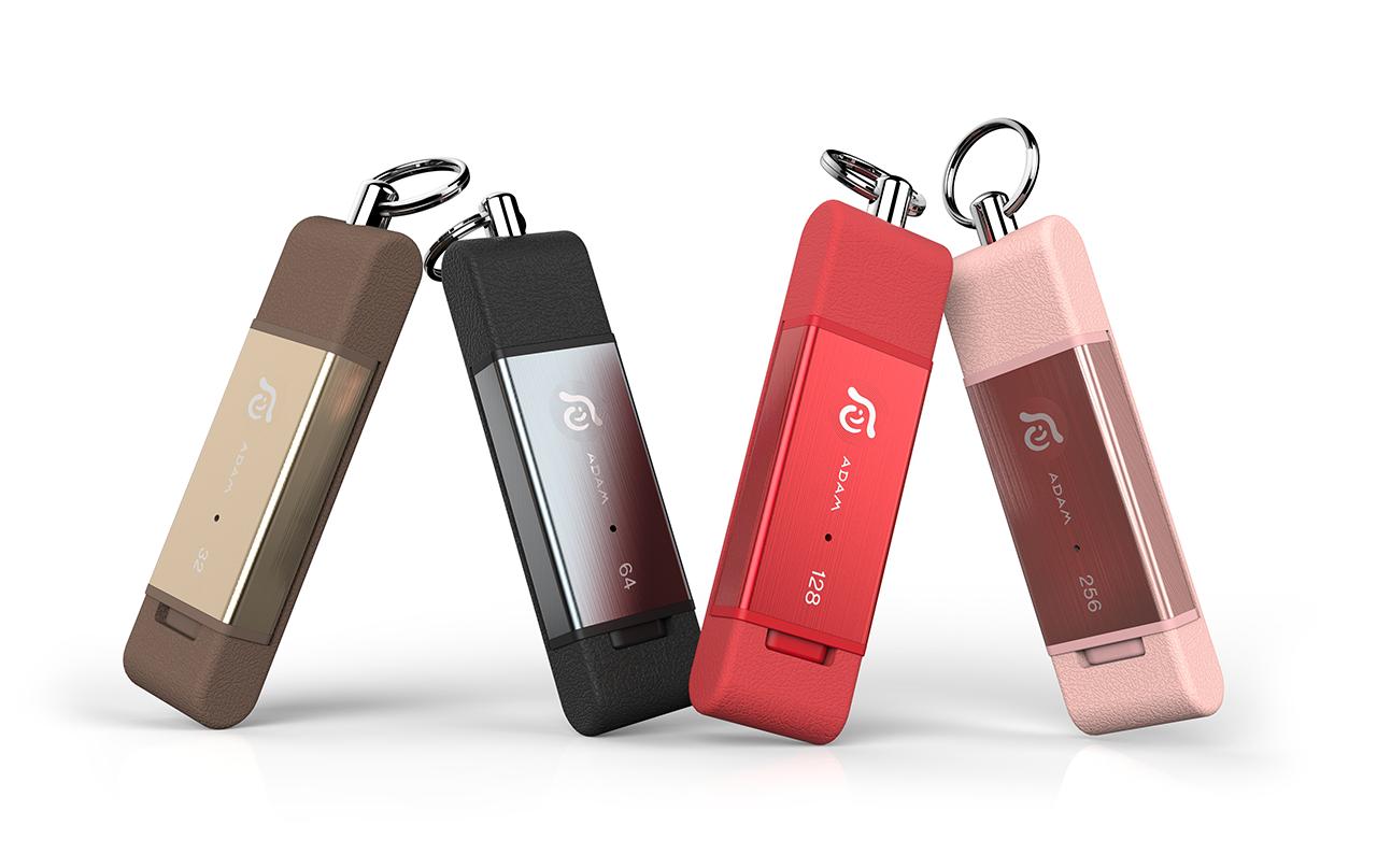 iKlips DUO Apple  32GB 雙向極速多媒體行動碟  【亞果元素】 蘋果/APPLE/手機/3C/iPhone/儲存/隨身碟/輕便 0