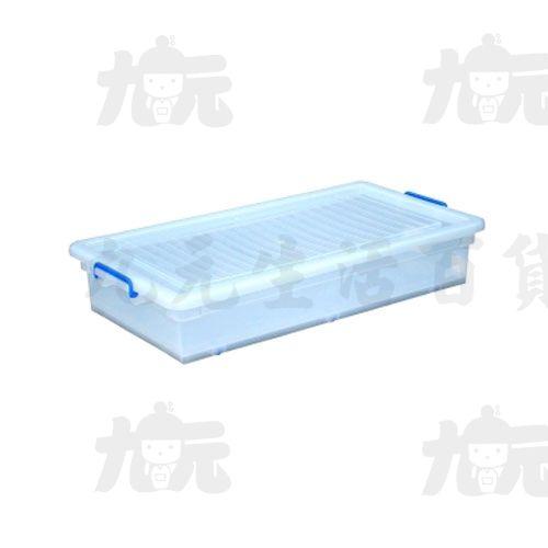 【九元生活百貨】聯府K018西式掀蓋整理箱置物櫃收納櫃