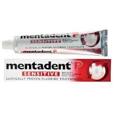 美達淨Mentadent P 敏感專用牙膏 100G/條★愛康介護★