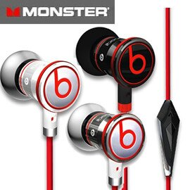 <br/><br/>  志達電子 iBeats ControlTalk Monster iBeats by Dr. Dre 耳道式耳機(公司貨) iPhone 4 / 3GS / iPod<br/><br/>
