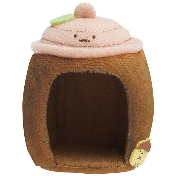 X射線【C702638】角落生物絨毛小樹屋,絨毛填充玩偶玩具公仔靠墊抱枕靠枕掌上娃娃