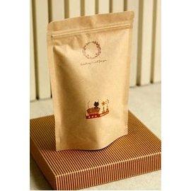 【自封袋-鋁箔-褐色-15個/組】點心餅乾糕點糖果袋曲奇蛋糕袋子(15*23cm),15個/組(可混選)-8001002