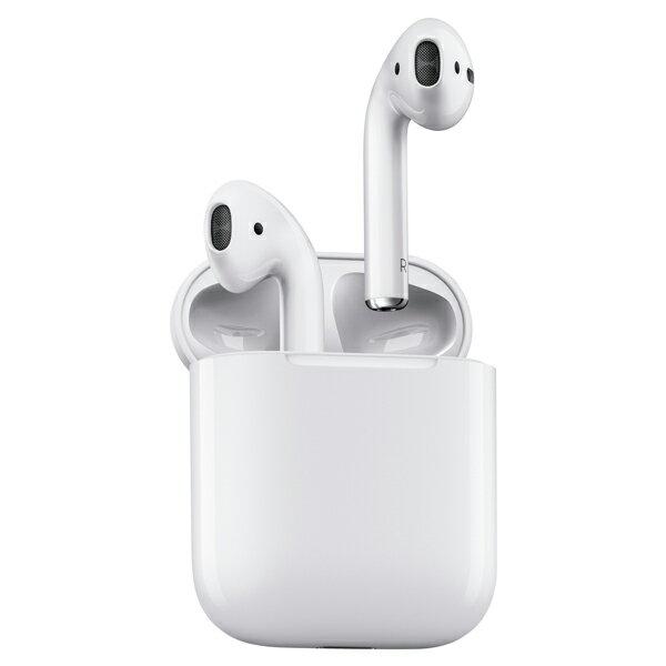 原廠供應 蘋果AirPods 二代搭配有線充電盒 現貨 當天出貨 免運 耳機 Apple iPhone 8 Plus iPad 無線耳機 藍牙耳機【coni shop】