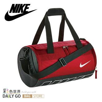 NIKE 旅行袋 ALPHA ADAPT 圓形迷你桶包 手提袋-紅 BA-5185-687