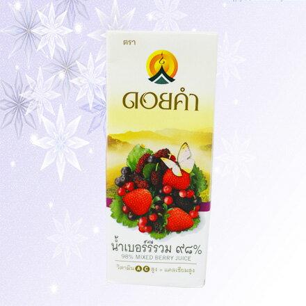 [敵富朗超市]皇家農場鮮果汁-綜合莓果(賞味期限:2017.08.16)