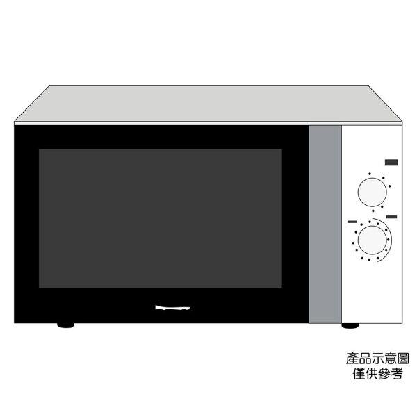 【Panasonic國際牌】25L機械式微波爐NN-SM33H