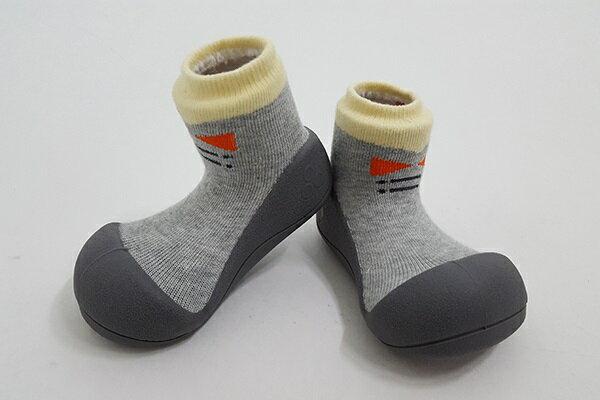 【平均1雙只要495】韓國【Attipas】快樂腳襪型學步鞋(A17TG紳士系列)