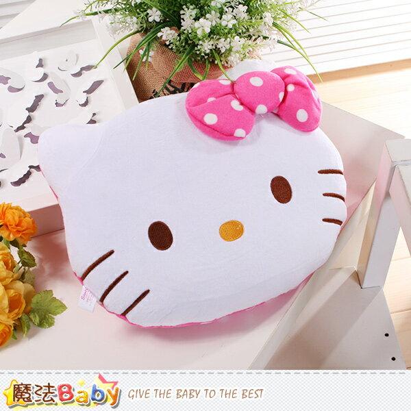 Hello Kitty 授權正版午安枕.小抱枕  魔法Baby~c0145