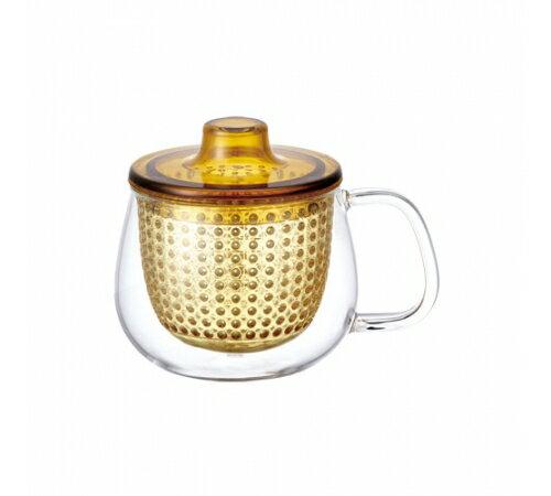 【預購】日本KINTO Unimug 沖茶即享杯 (黃) - 限時優惠好康折扣