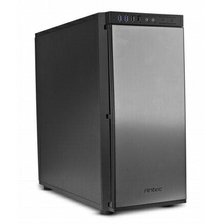 Antec安鈦克P100ATX下置電源U2*2U3*2極靜音機殼電腦機殼PC機殼電競機殼電腦機箱【迪特軍】