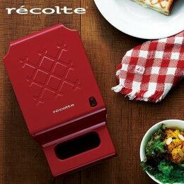 recolte 日本麗克特 Maker Quilt 三明治機 吐司機 熱壓 公司貨