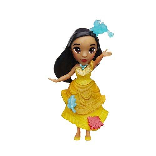《Disney迪士尼》迷你公主人物組-風中奇緣-寶嘉康蒂