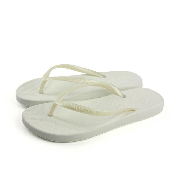 MALVADOSPLAYA普拉雅系列夾腳拖人字拖拖鞋雨天白色女鞋1001-1207no004