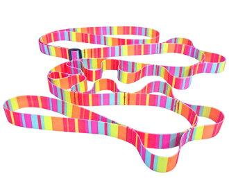 【鄉野情戶外用品店】 ADISI  台灣  彩虹日型調整掛物繩帶/AS15074