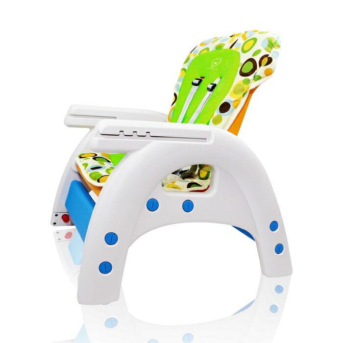 PUKU藍色企鵝 - Magic高腳餐椅 6