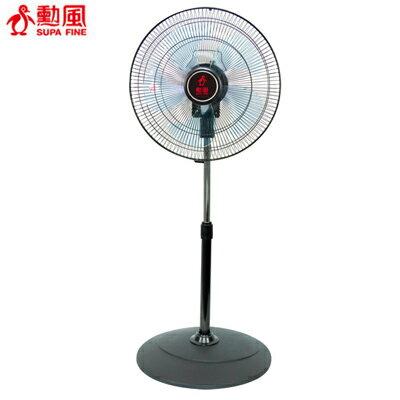 【勳風】16吋 360度立體擺頭超廣角循環立扇(HF-B1816)