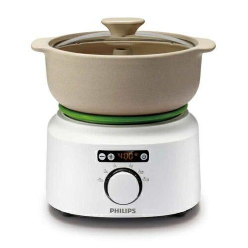 PHILIP 飛利浦 Avance Collection汽鍋醇湯煲 HR2210 /利用蒸氣煲湯,享受滴滴精華