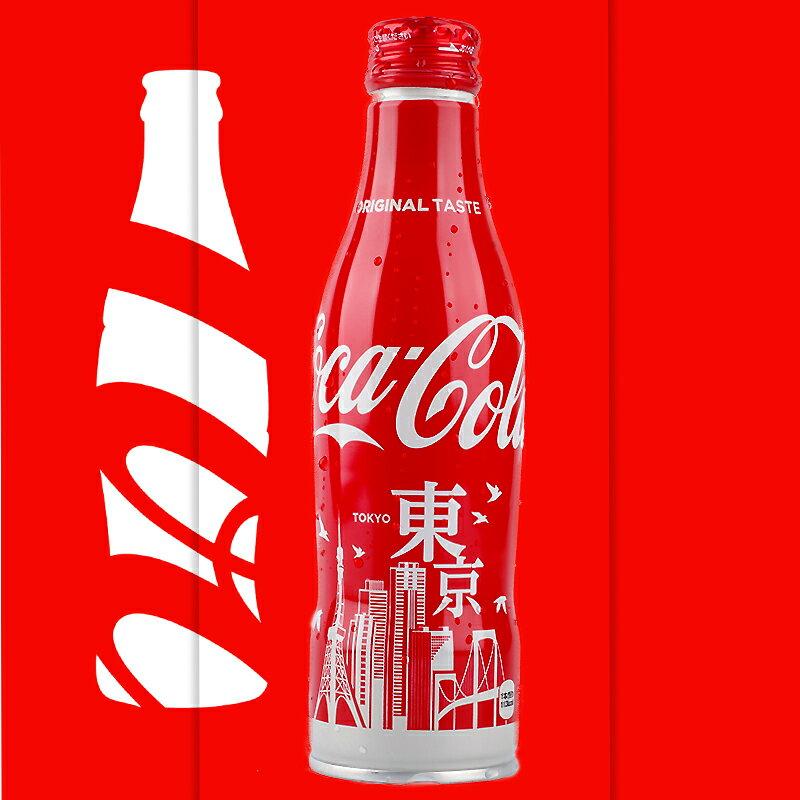 【可口可樂】期間限定Coca-Cola鋁瓶裝原味可樂-東京 / 明治維新 / 北東北-陸奧 / 甲子園 / 德川 / 大阪 250ml 收藏版 日本原裝進口 3.18-4 / 7店休 暫停出貨 0