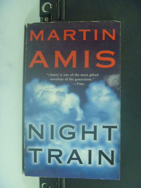 【書寶二手書T6/原文小說_HIV】Night Train_Martin Amis