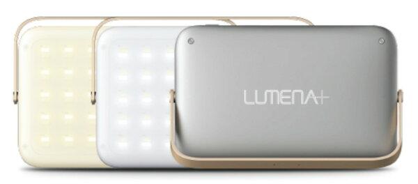 台北山水戶外用品專門店:N9LUMENA+行動電源LED照明燈-三色溫露營燈充電行動電源燈大太空銀