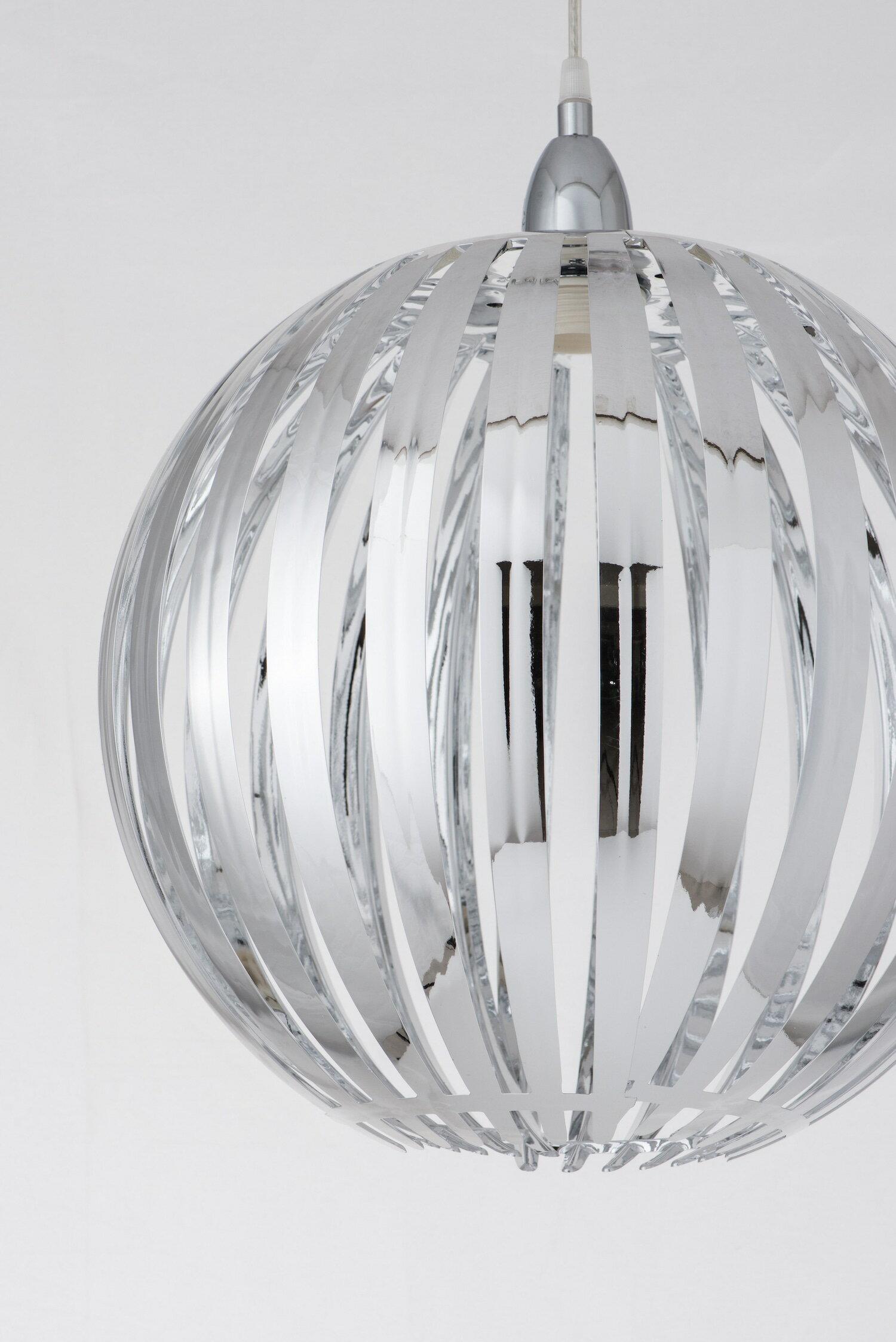 鍍鉻條圓形吊燈-BNL00054 6