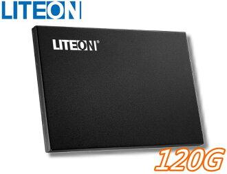 LITEON MUII 120G 120GB 7mm SATA3 2.5吋 固態硬碟 SSD