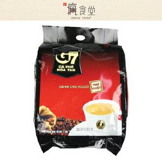 越南G7咖啡 三合一咖啡 (50*16g)