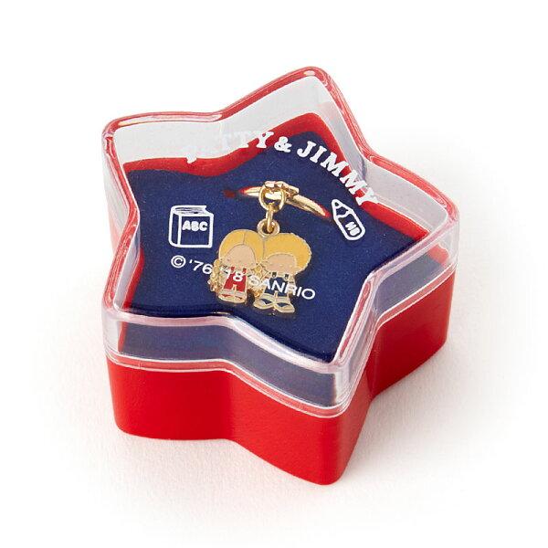 【真愛日本】4901610379356造型戒指附盒-PJ加ACR帕蒂吉米禮物三麗鷗造型戒指飾品附禮盒