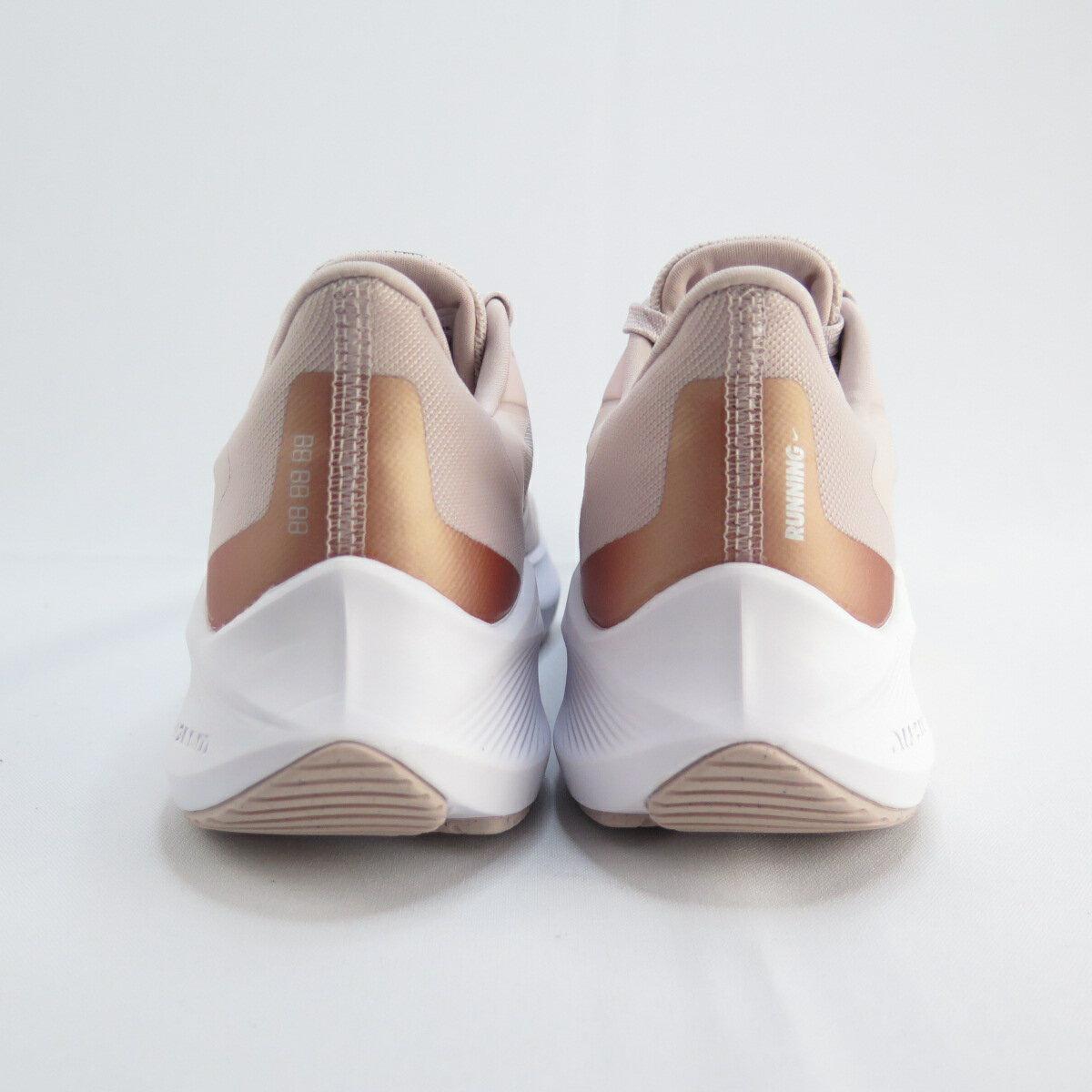 【滿額領券折$150】NIKE NIKE ZOOM WINFLO 7 女款 慢跑鞋 CJ0302601 粉【iSport愛運動】