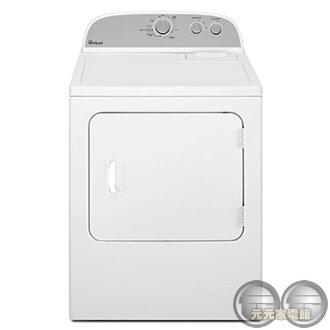 Whirlpool 惠而浦 12公斤直立瓦斯型乾衣機 WGD4815EW