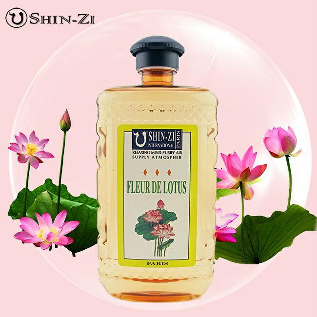 薰香.汽化精油1000ml(荷香(蓮香)Fleur de lotus)