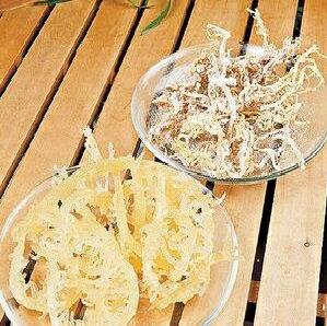 【嚴選食材】純天然的 300g(半台斤)健康養生珊瑚草(乾) 產地:印尼