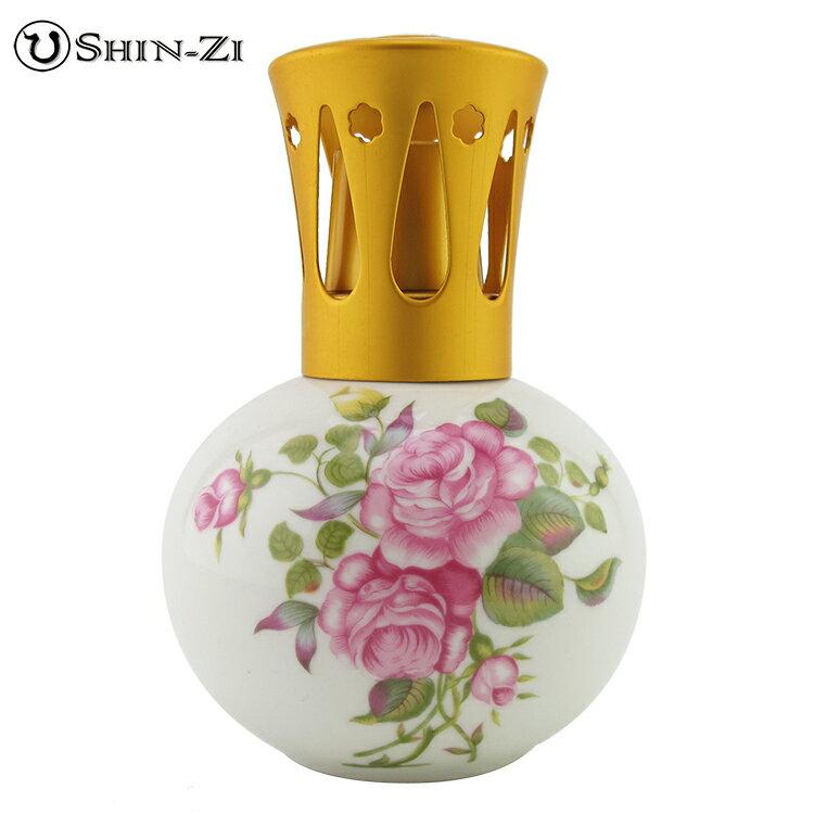 (350ml)薰香精油瓶陶瓷薰香瓶薰香瓶陶瓷瓶真愛瓶款式
