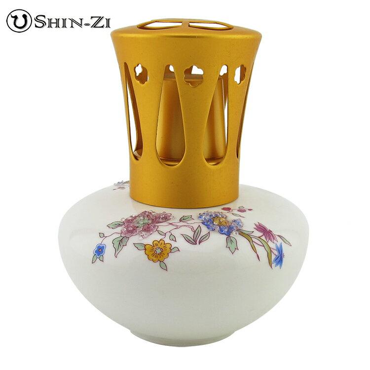 (250ml)薰香精油瓶陶瓷薰香瓶薰香瓶陶瓷瓶琉璃花瓶款式