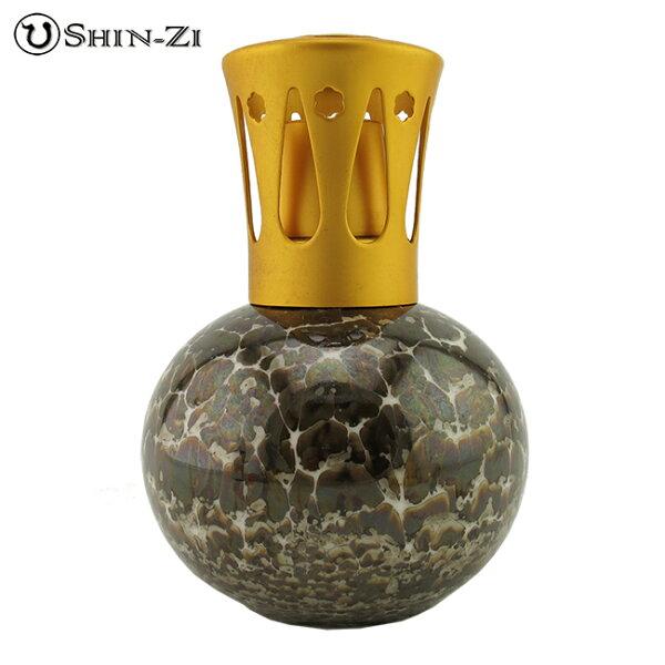香芝有限公司:(350ml)手工薰香精油瓶陶瓷薰香瓶薰香瓶陶瓷瓶花崗戀款式