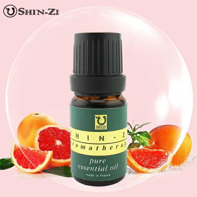 10ml葡萄柚精油Grapefruit 法國進口 (適用添加於按摩油、泡澡、手工皂、香水稀釋、水氧機、保養品)