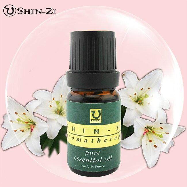 10ml香水百合精油 LYS 法國進口 (適用添加於按摩油、泡澡、手工皂、香水稀釋、水氧機、保養品)